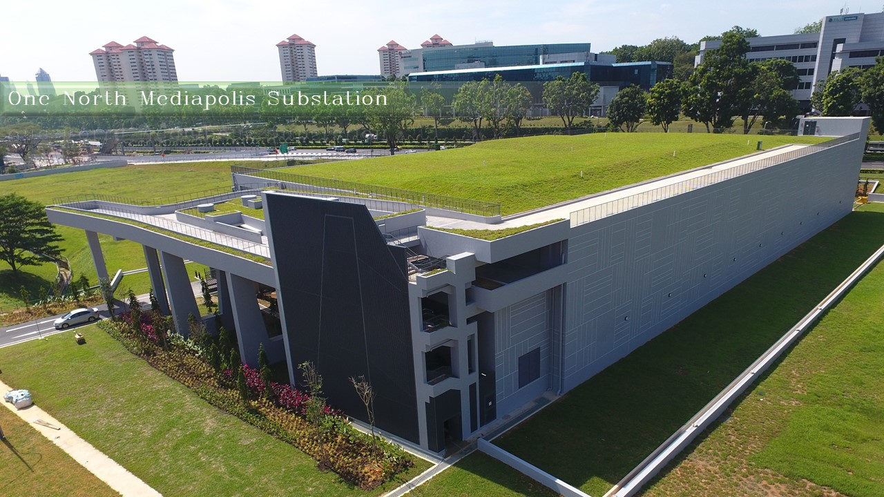 One North Mediapolis Substation